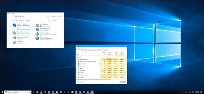 Bureau-windows-système d'exploitation