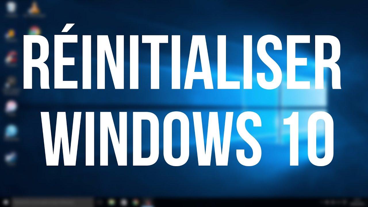 réinitialiser-Windows-10