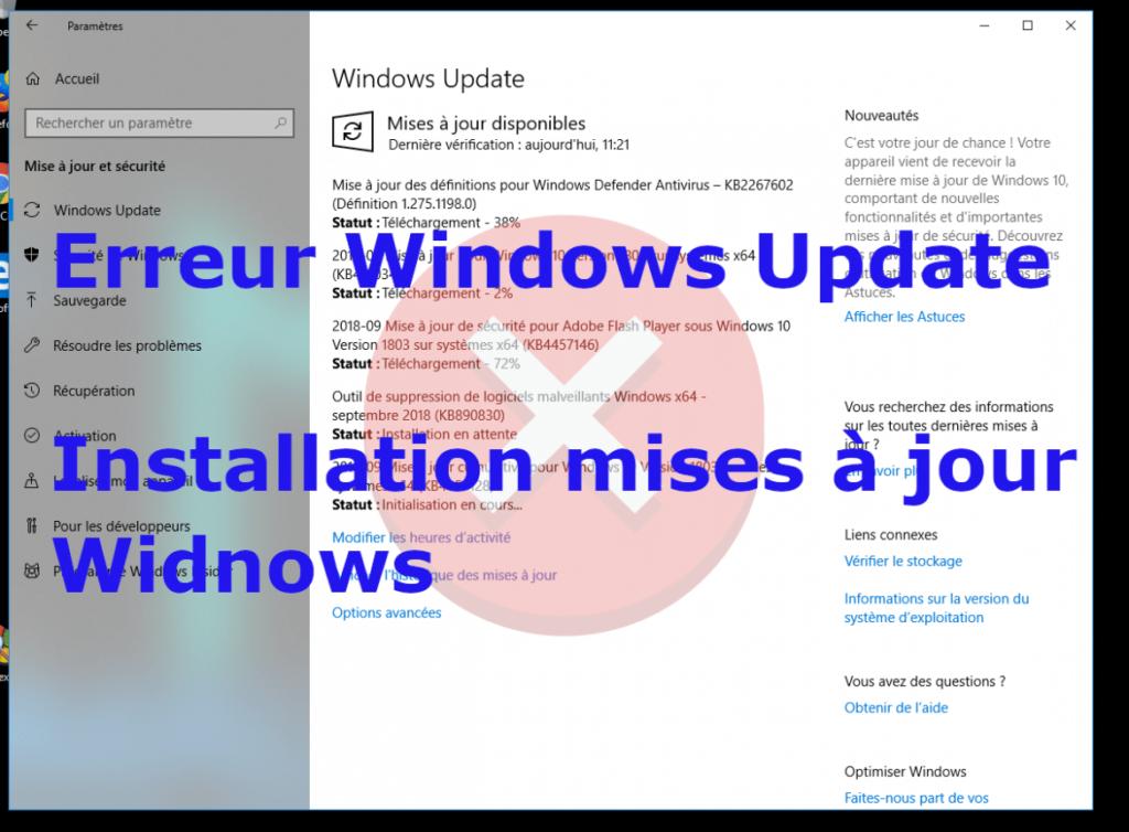 erreur-Windows-Update