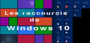 raccourcis-clavier-Windows-10