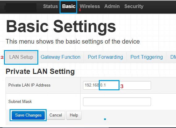 Configuration-réseau-local