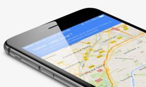 Google-Maps-hors-connexion-sur iPhone