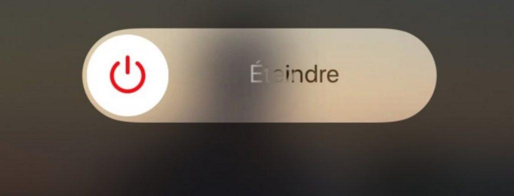 vider-le-cache-sur-iPhone-et-iPad-iPhonex-éteindre
