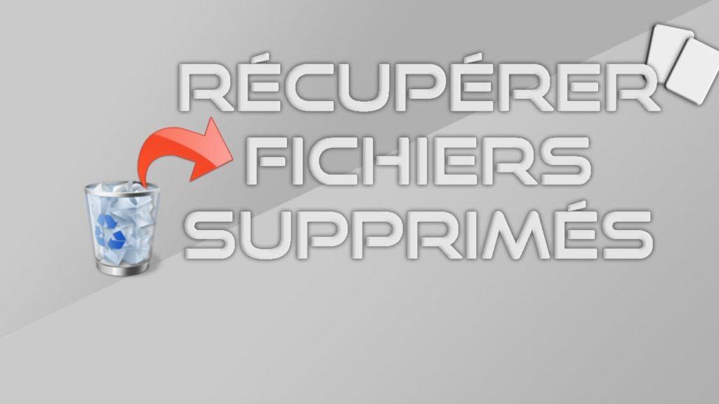 récupérer-fichiers-supprimés