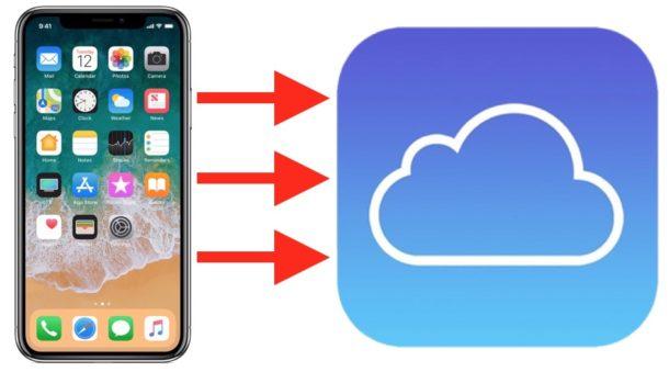 sauvegarde-iphone-icloud