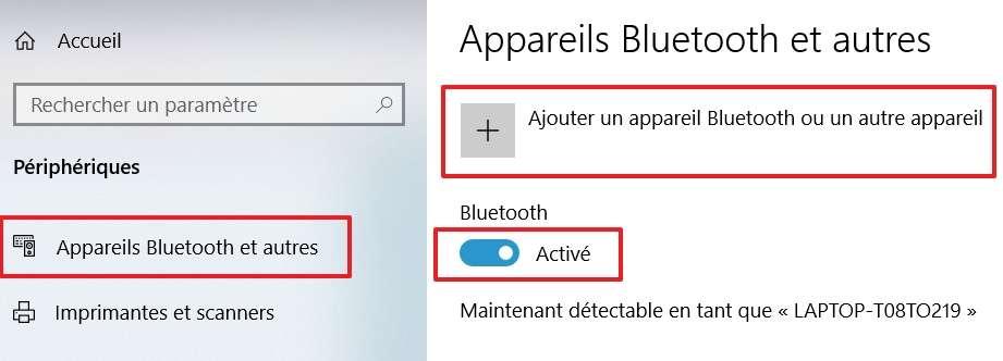 Paramètres-périphérique-Bluetooth-et-autres-appareils