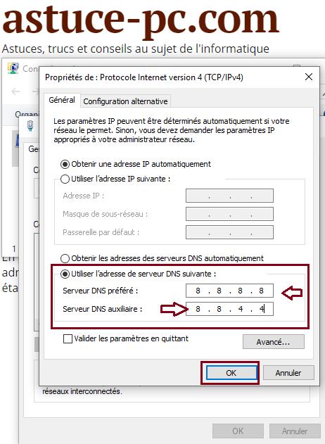 Google-DNS-sur-un-ordinateur-Windows-et-Mac-sélectionnez-l'option-Utiliser-les-adresses-de-serveur-DNS