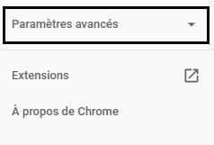 Chrome-Paramètres-Avancé