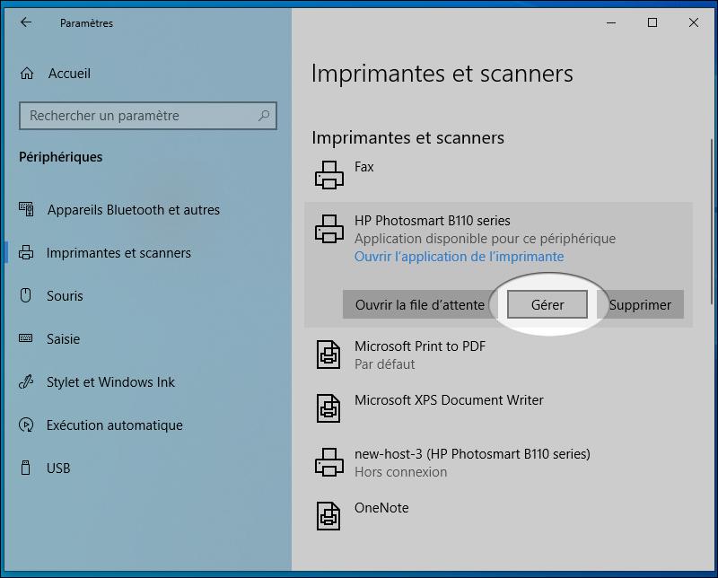 définir-l'imprimante-par-défaut-dans-Windows-10-