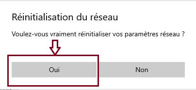conformation-réinitialisation-du-réseau