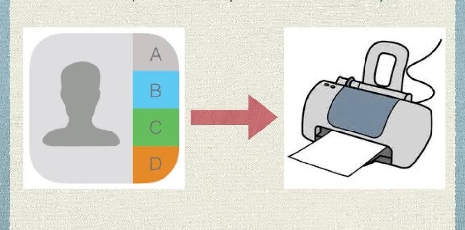 Comment-imprimer-les-contacts-à-partir-d'un-téléphone-Android